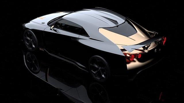ניסאן GT-R 50 איטלדיזיין ()