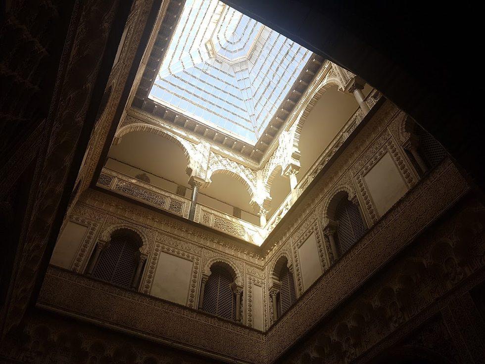 ארמון סביליה (צילום: אלכסנדרה לוקש)