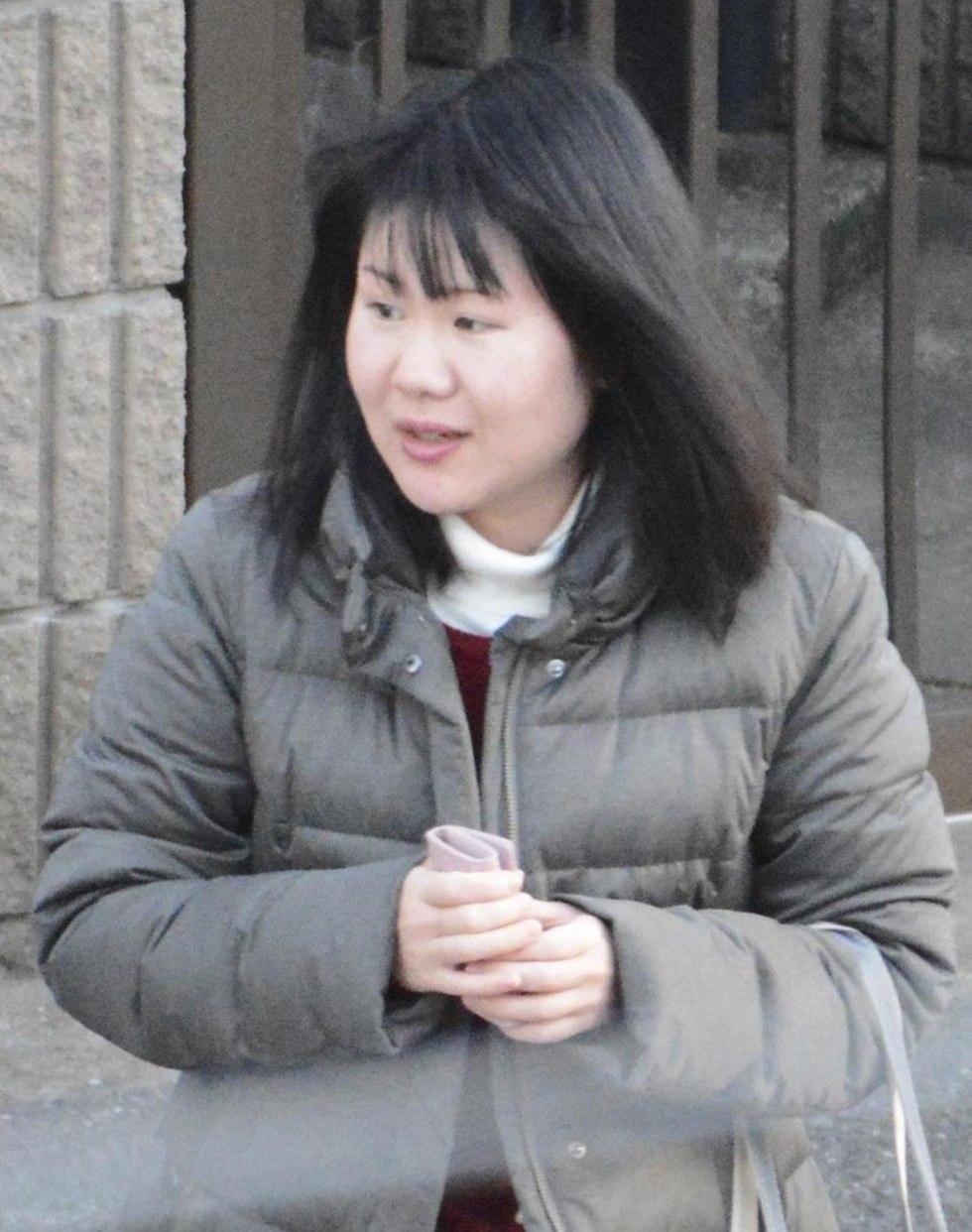 אחות ב יפן איומי קובוקי (צילום: gettyimages)