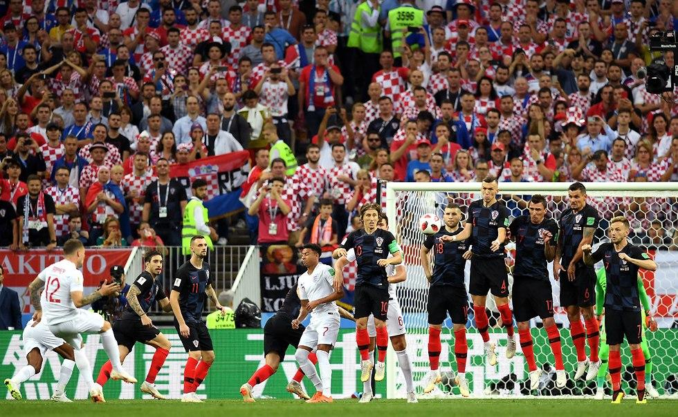 קיירון טריפייר נבחרת אנגליה חצי גמר (צילום: gettyimages)