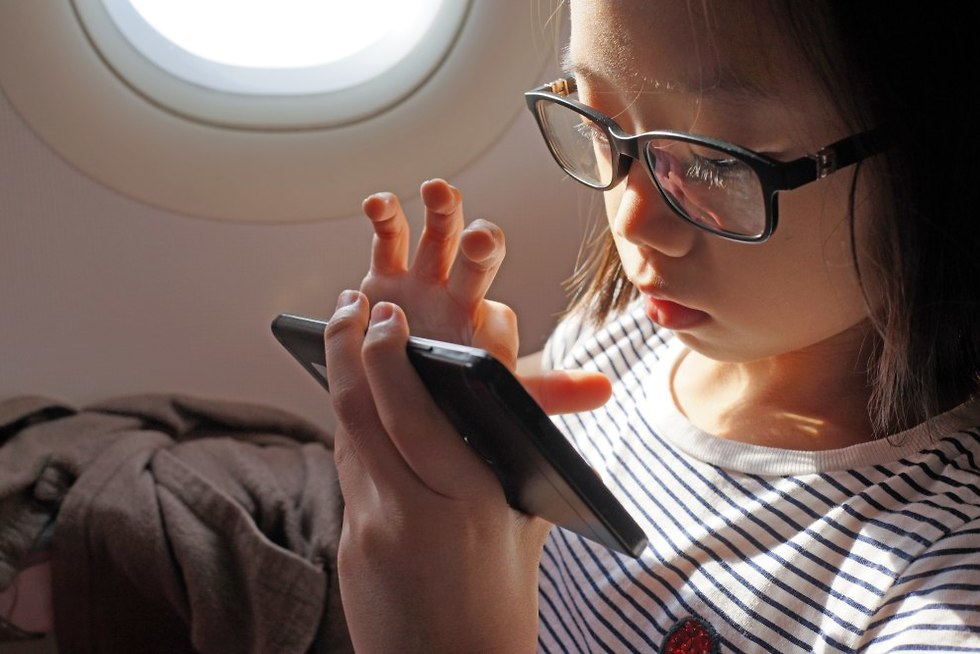 WIFI במטוס (צילום: shutterstock)