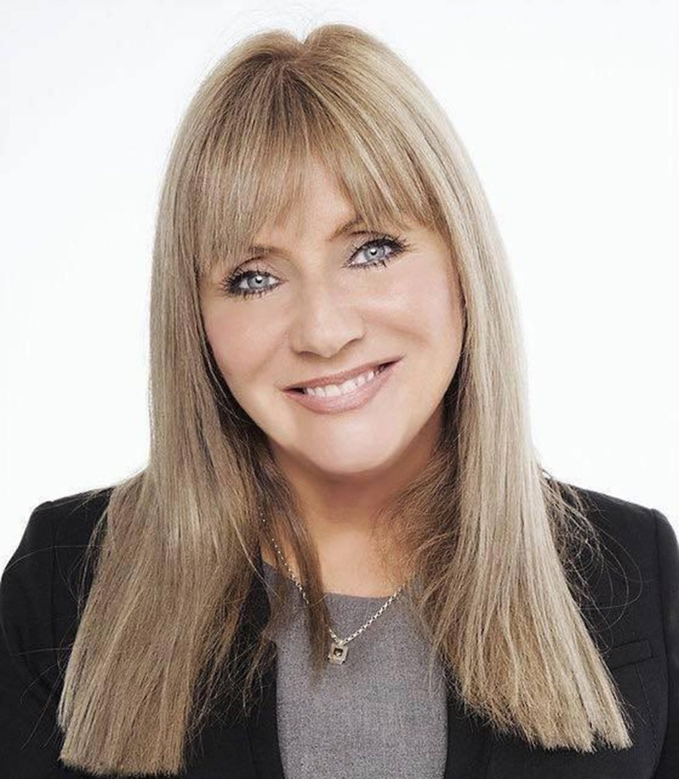 Irish Senator Frances Black