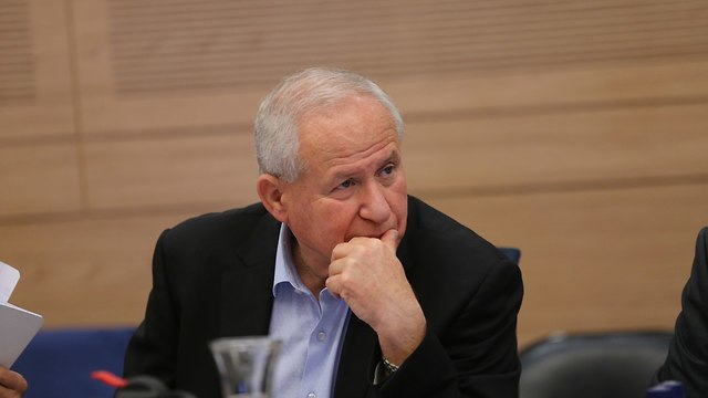 MK Avi Dichter (Photo: Alex Kolomoisky)