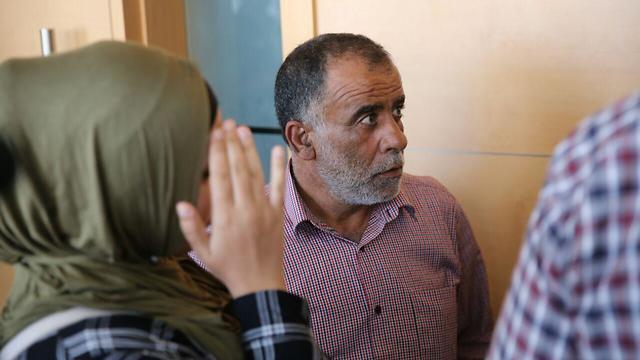 Hussein Dawabsheh (Photo: Motti Kimchi)