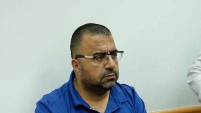 Подозреваемый - Ахмад Накиб. Фото: Шауль Голан