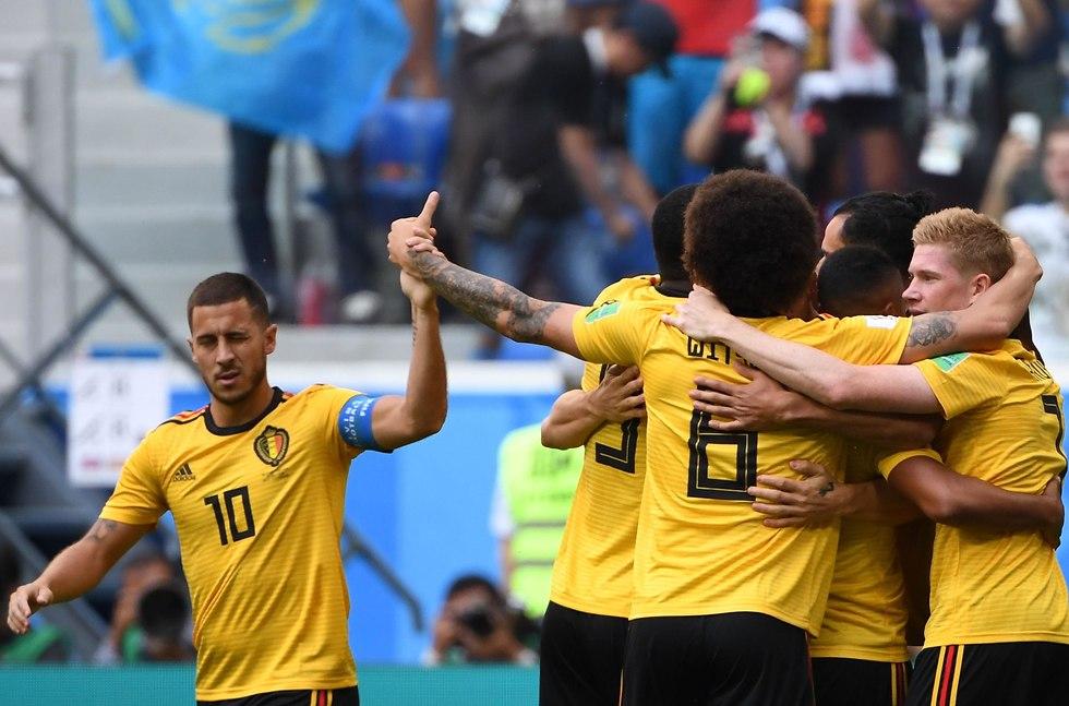 Бельгия стала третьей в мире. Фото: AFP