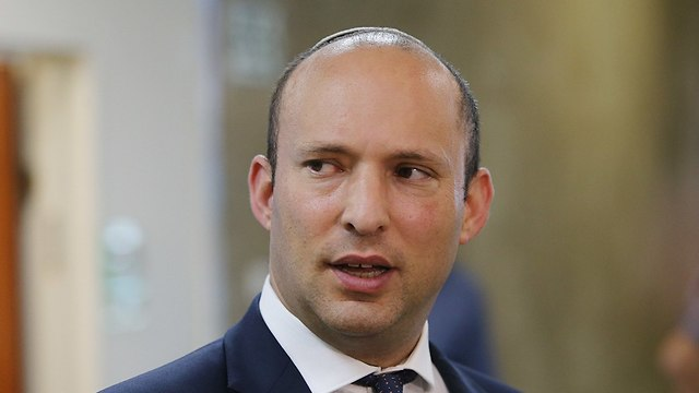 Naftali Bennett  (Photo: Alex Kolomoisky)