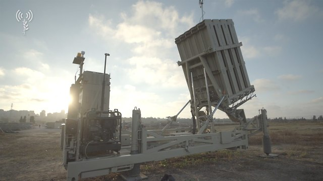 Iron Dome (Photo: Unité des porte-parole de Tsahal)