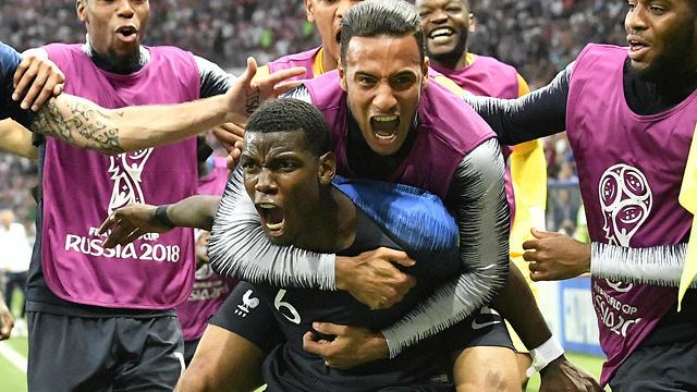 Франция - чемпион мира! Фото: АР