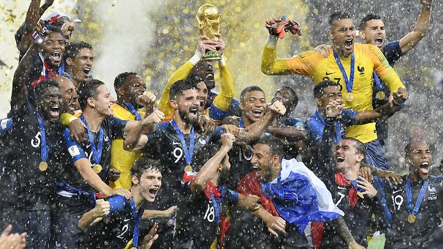 Победа! Фото: AP