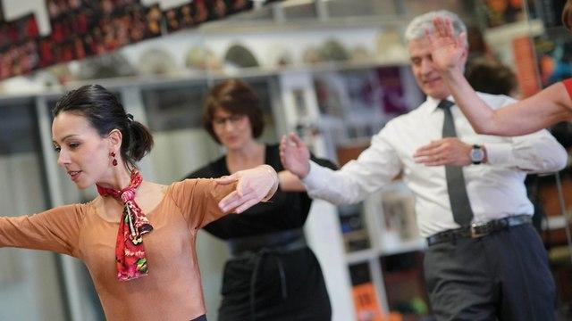 ריקוד  (צילום: shutterstock)