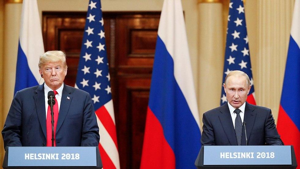 US President Donald Trump (L) and Russian President Vladimir Putin   (Photo: Reuters)