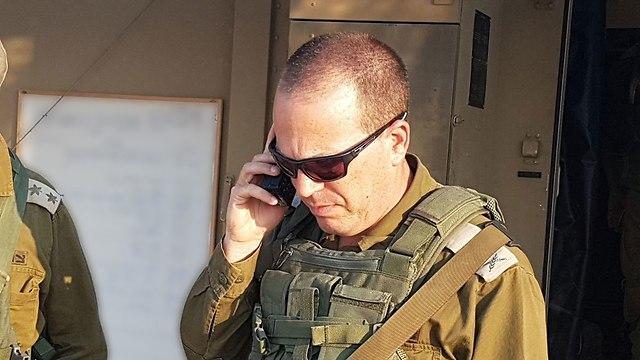 Генерал Одед Басюк. Фото: Йоав Зейтун
