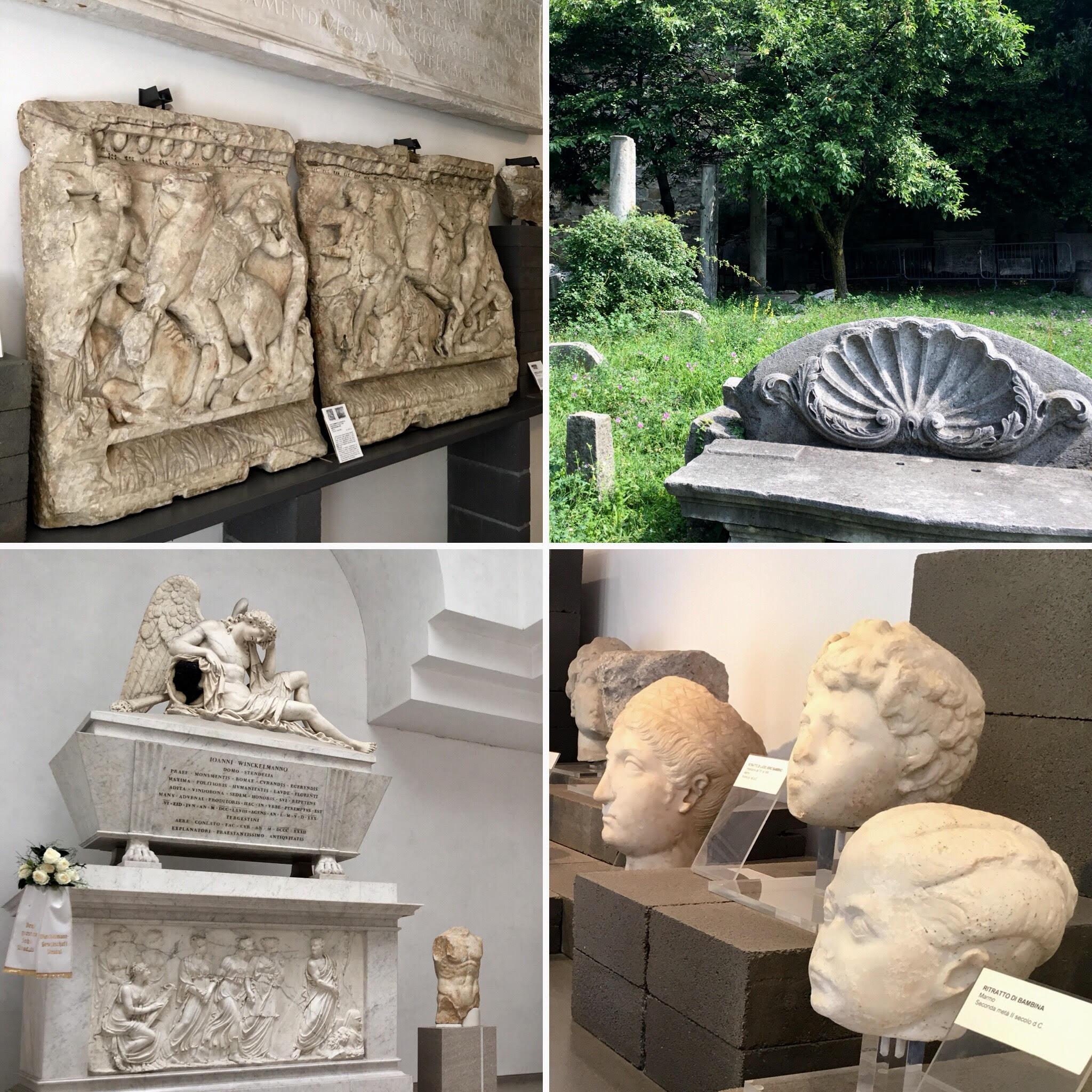 """מוזיאון להיסטוריה ואומנות """"אורטו לפידריו"""" (צילום: הילי ברוק בלום)"""