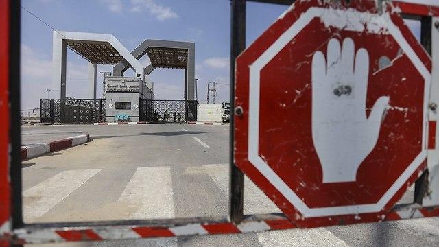 The Rafah border crossing (Photo: MCT)