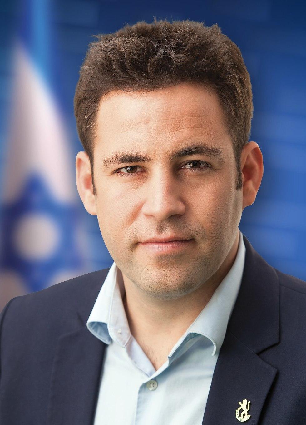 עופר ברקוביץ (צילום: ראובן קפוצ'ינסקי )
