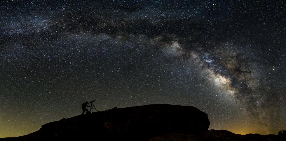 סדנאות ותצפיות כוכבים עם שירת הכוכבים (צילום: יוחאי כהן)