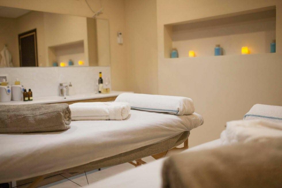 חדרי הטיפולים במלון אירוס המדבר ירוחם ()