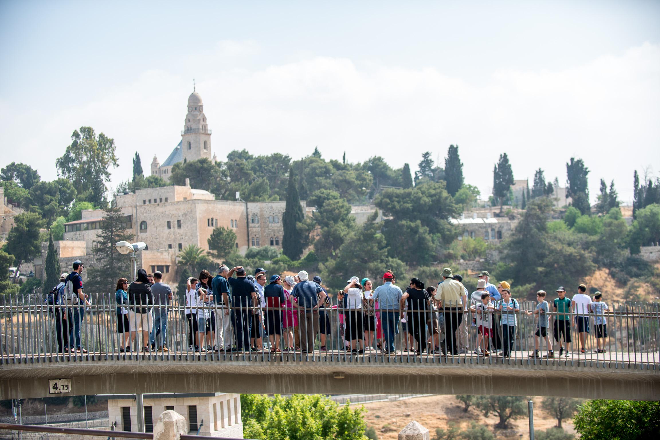 סיורים בירושלים (צילום: אור צפתי)