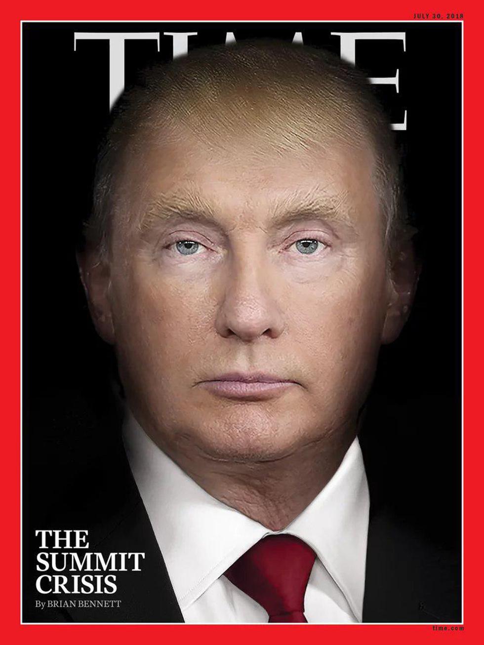 שער מגזין טיים  ()