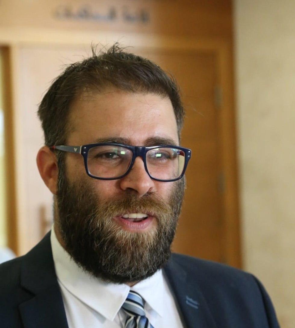 Oren Hazan (Photo: Zvika Tishler)