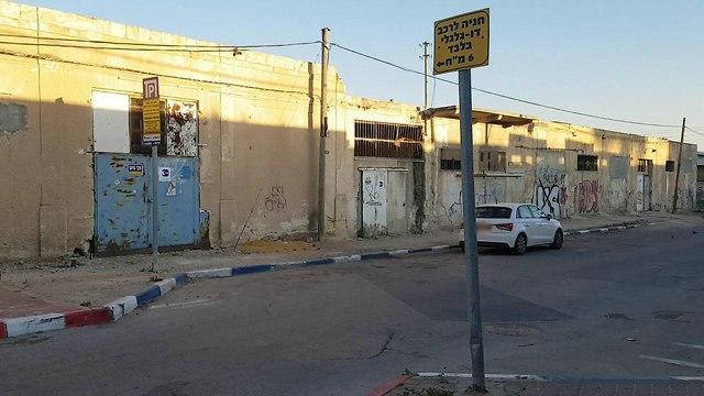 Здание, в котором находился подпольный бордель. Фото: Рои Идан