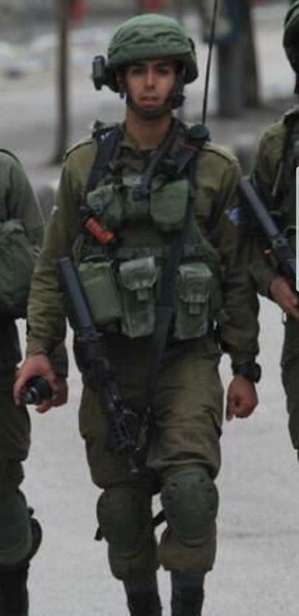 Staff Sgt. Aviv Levi