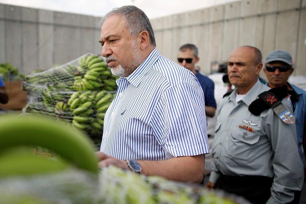 Minister Avigdor Lieberman (Photo: Reuters)