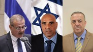 Yossi Zamir, Knesset Spokesperson