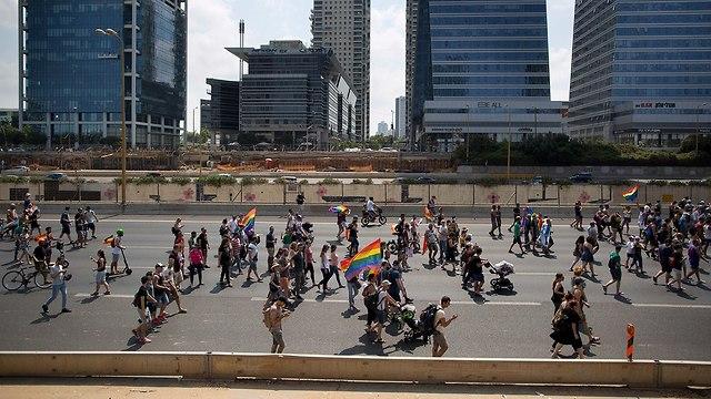 LGBT protest (Photo: AP)