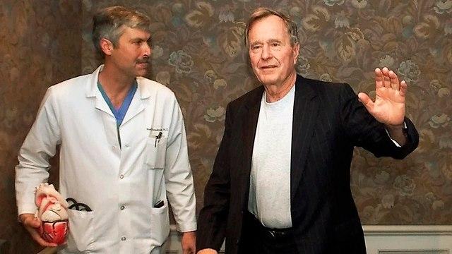 מרק האוסקנכט רופא לב (צילום: AP)