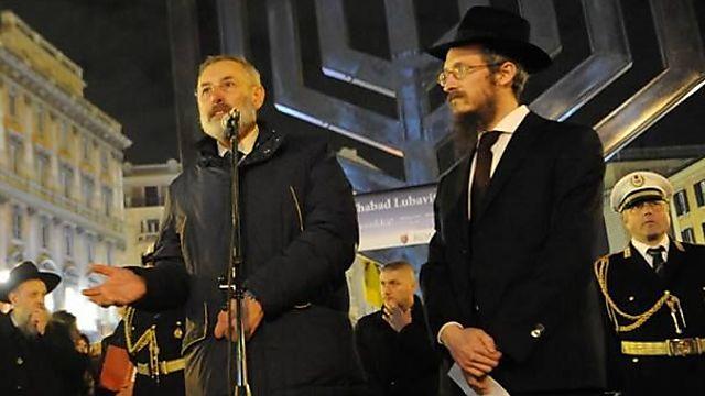 רומא היהודית (צילום: Chabad.it)