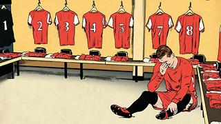 הבעיה הלא מדוברת אצל הכדורגלנים (קרדיט תמונה: רות גוילי)