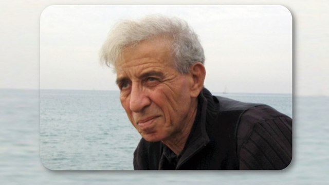 נחום נחצ'ה היימן מלין זמר עברי לטביה חתן פרס ישראל (באדיבות עפר גביש)