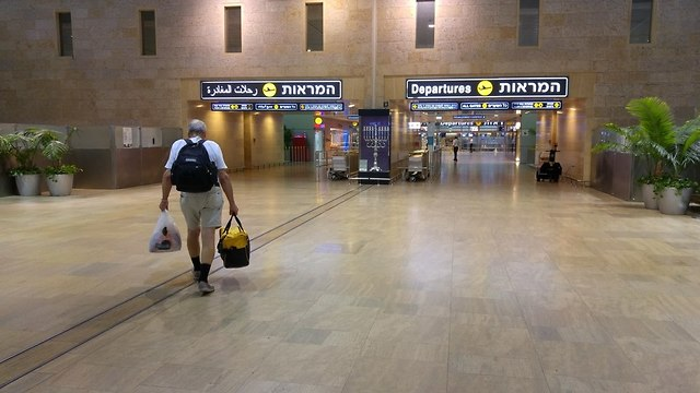 Ben Gurion Airport (Photo: Shutterstock)