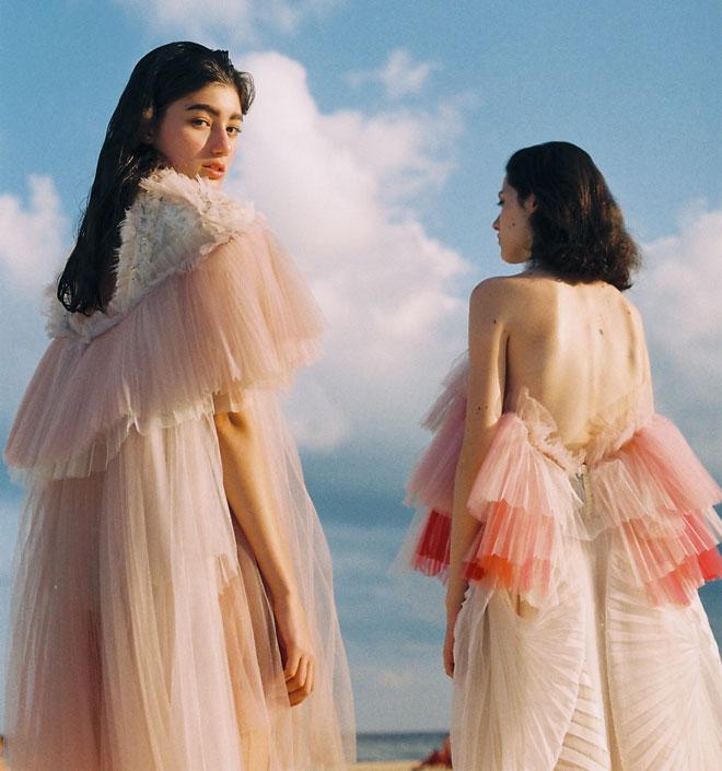 שמלות, דניאל כוכבי (צילום: הילה כדי)