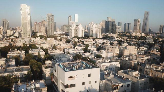 תוכנית רבעים תל אביב  (באדיבות אלון רכטר, גאיא יזמות בע