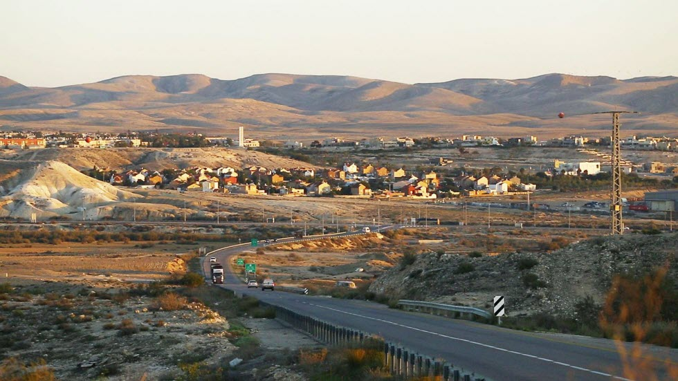 Pearl of the Desert: Yeruham. A city with potential for tourism, because of its location (Photo: Avishai Efrat)