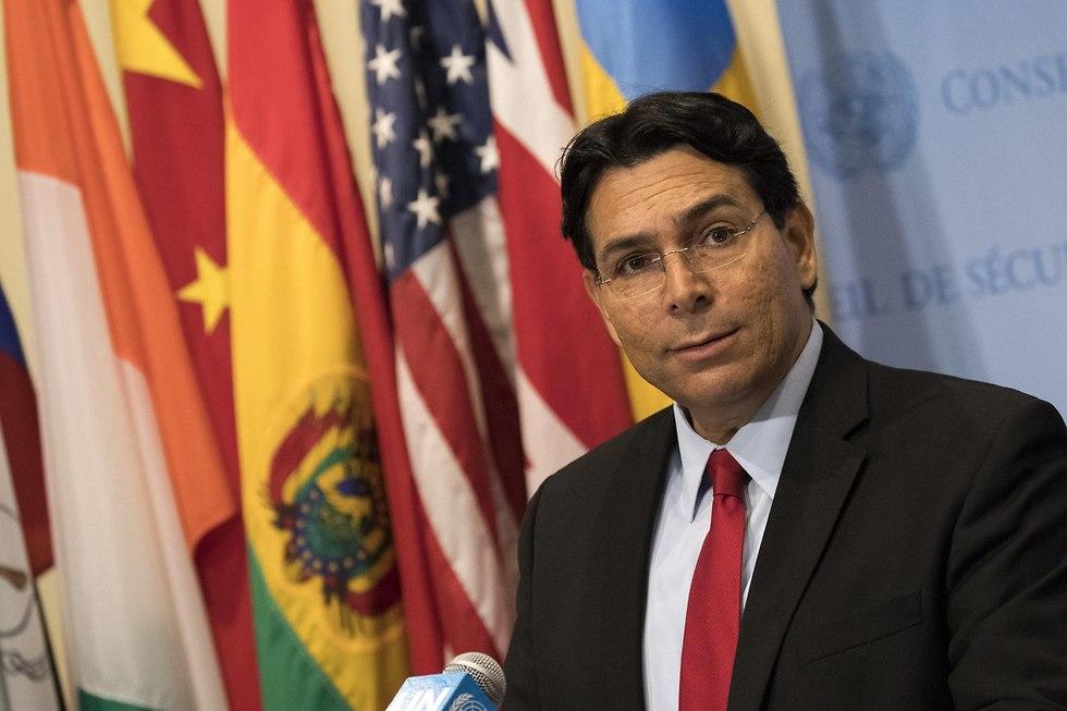 Israeli Ambassador Danny Danon (Photo: gettyimages)