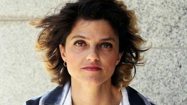 אלינור דוידוב מנהלת תחום הדרת נשים בשדולת הנשים בישראל (צילום: דנה שמעוני)