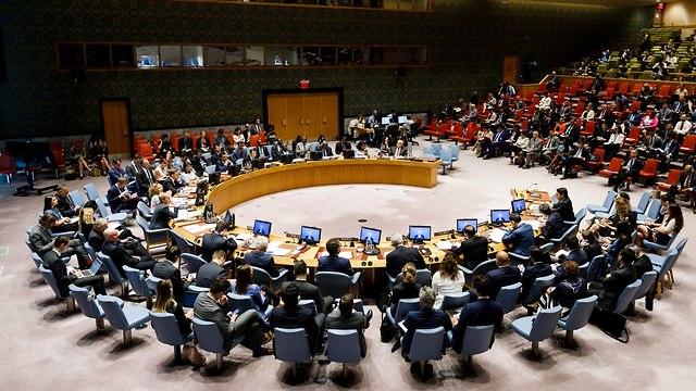 Заседание Совета безопасности ООН. Фото: EPA (Photo: EPA)