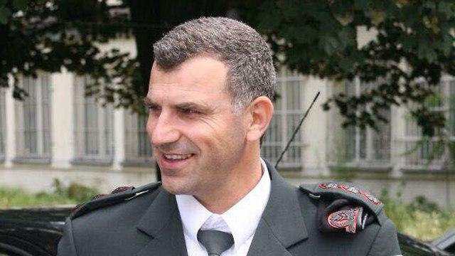 Col. (Res.) Anwar Saab