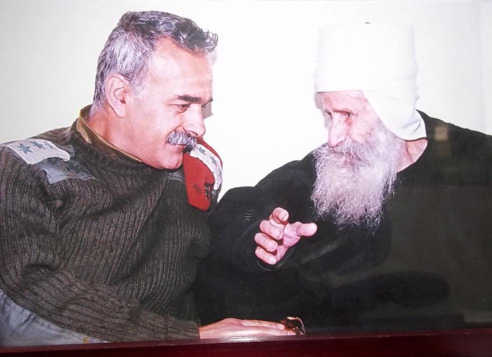 Brig. Gen. Amal Asad (Photo: Mo'in Nesradin)