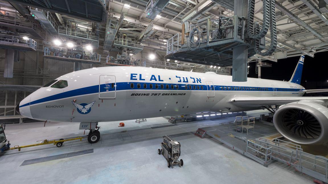 צילום: Timothy Stake, Boeing