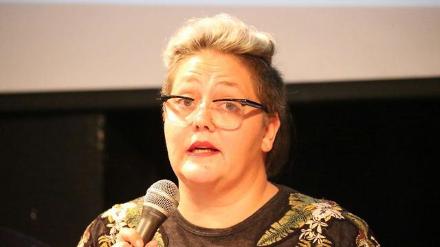 Chen Arieli (Photo: Motti Kimchi)