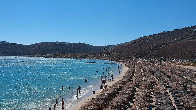 יפה ופחות יקר: חוף פרדייס (צילום: שירי הדר)