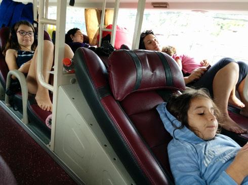 סליפר בדרך לקאן טו, טיול למקונג, הו צ'י מין, וייטנאם (צילום: משפחת מרגלית)