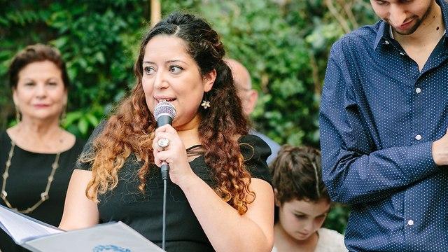 לינדה ששון (צילום: נועה מגר)