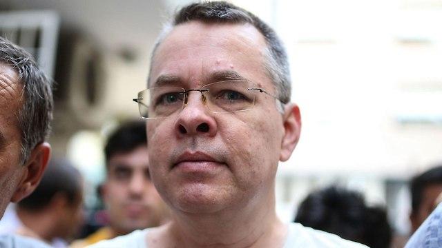 אנדרו ברנסון  (צילום: AFP)