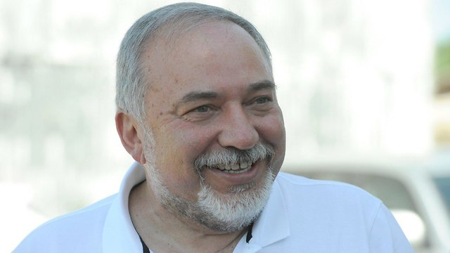 Defense Minister Avigdor Lieberman (Photo: Avi Rokach)